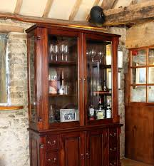 Mahogany Display Cabinets With Glass Doors by Chateau Solid Mahogany Furniture Large Dresser China Cutlery