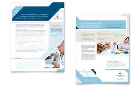 medical transcription datasheet template word u0026 publisher