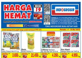 Minyak Goreng Indogrosir katalog indomaret 26 apr 1 may
