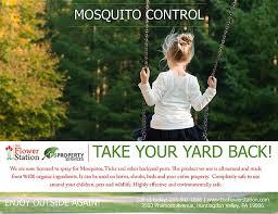Mosquito Spray For Backyard by Take Your Yard Back U2013 100 Organic Mosquito Control