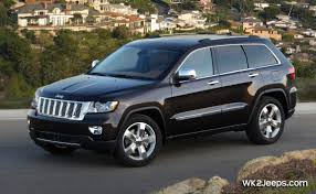 jeep summit price jeep grand cherokee wk2 overland summit editions 2011 2015