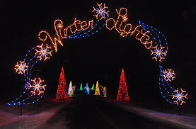 Christmas Lights Festival by Winter Lights Festival Presented By City Of Gaithersburg Arts And