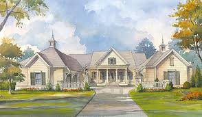 Southern Living Home Plans Grove Manor Southern Living House Plans Farmhouses