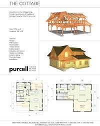 purcell timber frames the precrafted home company the cottage