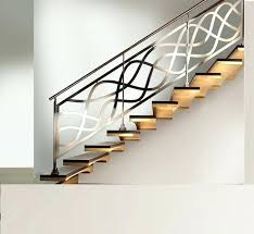 white wrought iron stair railing decorative interior designs blog