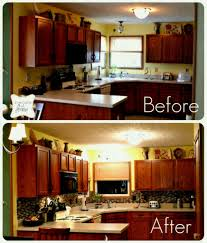 diy kitchen makeover ideas kitchen makeover before and after by clean your areas diy