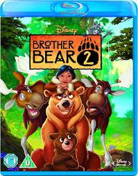 brother bear 2 blu ray united kingdom