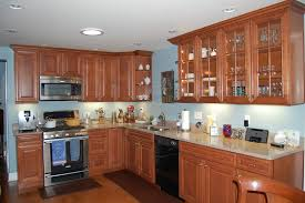 Thermofoil Cabinet Doors Reviews Ideasidea - American kitchen cabinets