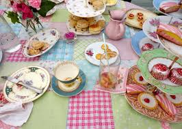 Kitchen Tea Theme Ideas 40 Tea Party Decorations To Jumpstart Your Planning Creating A