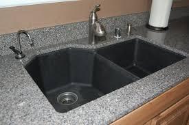 furniture interesting silestone vs granite with kitchen sink