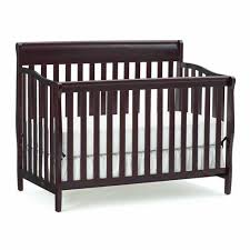 Convertible 4 In 1 Cribs Graco Stanton 4 In 1 Convertible Crib Espresso Walmart
