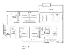 ecopolitan ec floor plan the santorini tampines st 86 mysg property com