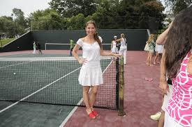 venus williams toasts tennis in the hamptons kdhamptons