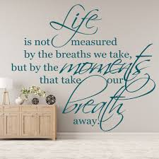 other life inspirational wall quotes life and inspirational quote wall stickers home art decals