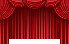 Theater Drape Curtains Png Images Free Download