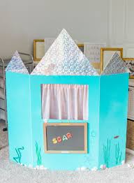 how to make a diy puppet theatre learning colors numbers and