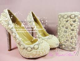 aliexpress buy handmade wedding shoes custom design silver