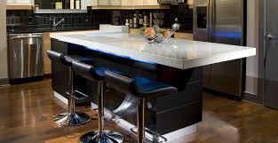 kitchen cabinet lighting brackets concrete kitchen island cheng concrete exchange