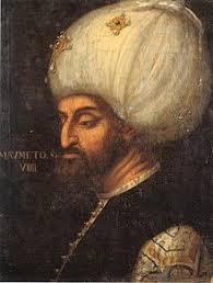 Mehmet Ottoman Mehmed The Conqueror Ottoman Empire Pinterest