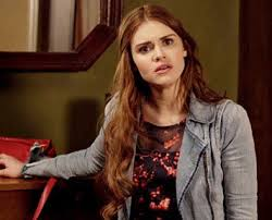 lydia martin hairstyles lydia martin and denim moto jacket by guess coolspotters