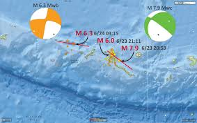 Aleutian Islands Map M 7 9 Rat Island Aleutian Islands Aftershocks Reveal More Jay