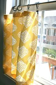 yellow kitchen curtains valances curtain ideas of making striking