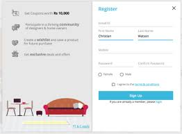 registration forms design gallery smiley cat