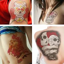 19 colorful sugar skull tattoo designs you u0027ll love to carry