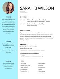 Resumes Of Job Seekers by 50 Most Professional Editable Resume Templates For Jobseekers