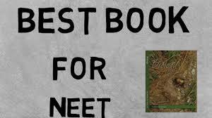 best books for neet youtube