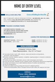 Best Resume Templates Microsoft Word by Free Resume Templates Format Microsoft Word Template