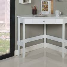Corner White Desks White Corner Desks You Ll Wayfair