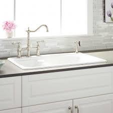 Undermount Kitchen Sink Reviews Other Kitchen Bowl Cast Iron Drop In Kitchen Sink