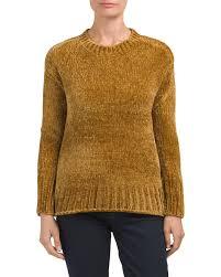 chenille sweater chenille sweater pullovers t j maxx