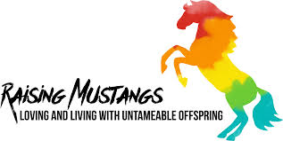 mustang horse logo logo design pretty words