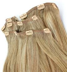 hair extension clip in hair extensions by easihair pro hair extensions