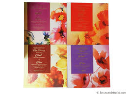 Red Wedding Invitation Cards Golden Pink Boxed Wedding Invitation Card