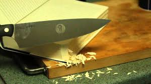american made kitchen knives can be sharp too youtube