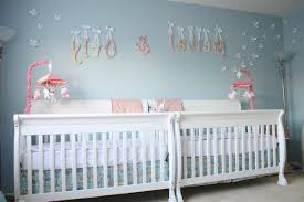 White Ruffled Curtains For Nursery by Baby Nursery Ideas Purple White Benches Nursery Curtain Ideas