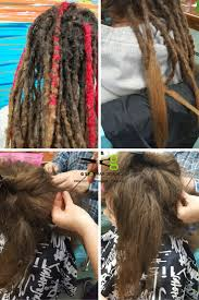 pictures of salon hairstyles for 8 yr old girl 8 best dreadlock removal by g spot hair design images on pinterest
