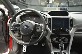 subaru wrx interior 2017 2017 subaru impreza launched in japan comes with plenty of safety