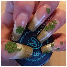 nail art nail designs st patrick u0027s day nails