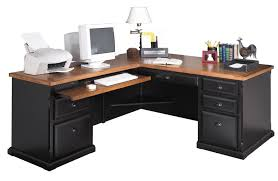 L Shaped Desk With Left Return Buy Southton Onyx L Shaped Executive Desk With Left Facing