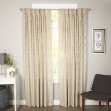 Traverse Drapery Pinch Pleated Drapes For Traverse Rods Wayfair