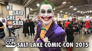 salt lake city halloween events 2015 salt lake comic con 2015 youtube