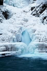 Alaska waterfalls images Thunderbird falls alaska u s winter travel destinations jpg