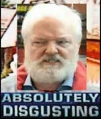 Disgusting Monday Memes - robot wars john reid absolutely disgusting absolutely disgusting
