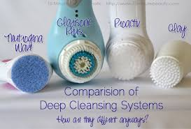 Olay Brush cleansing brushes what s the difference between all of them