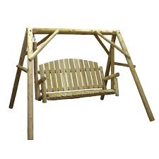 Chair Swing Porch Swings Patio Chairs The Home Depot