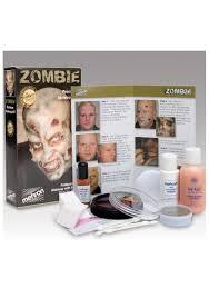 zombie makeup spirit halloween prosthetic makeup kits mugeek vidalondon